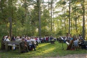Bijeenkomst in de Boskapel