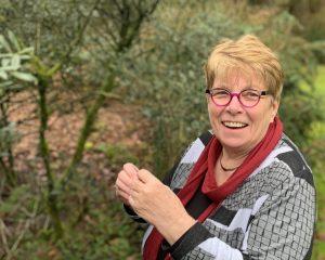 Vrijwilliger Anneke Robberegt